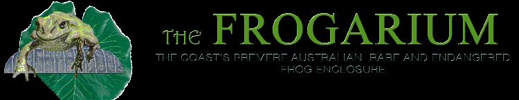 The Frogarium